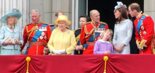 Érdekesség az angol királyi családról