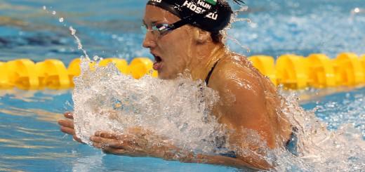 Hosszú Katinka eredményes sportoló
