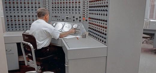 Az analóg számítógépek sok helyet igényeltek