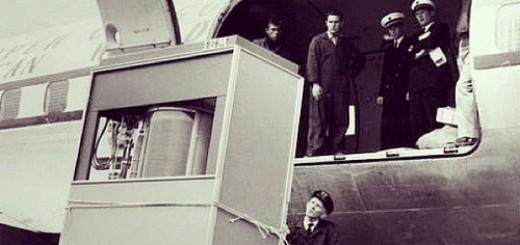 IBM 5MB-os tároló-HDD- 1956-ból