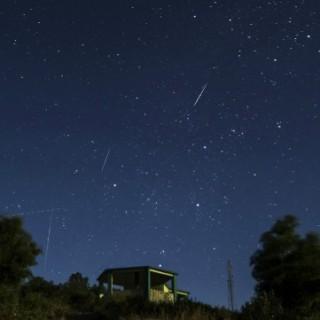 eta aquarida meteorraj
